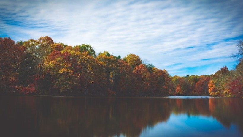 lake-fall